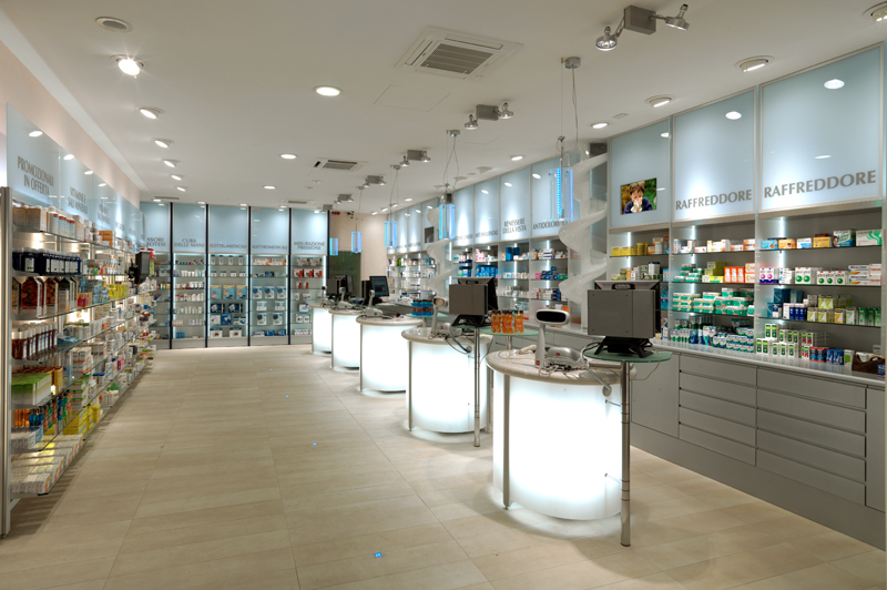 Дизайн аптеки фото