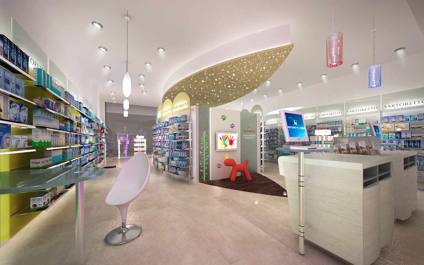 pharmacy-furniture-kazakhstan